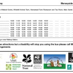 Microsoft Word - Burscough Free Bus Day Timetable.doc