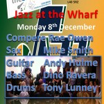 December Jazz at the Wharf