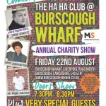 The Ha Ha Club at Burscough Wharf