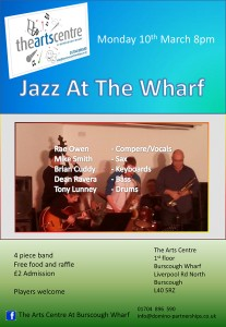 JAZZ AT THE WHARF