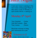 Jazz Night at The Burscough Wharf