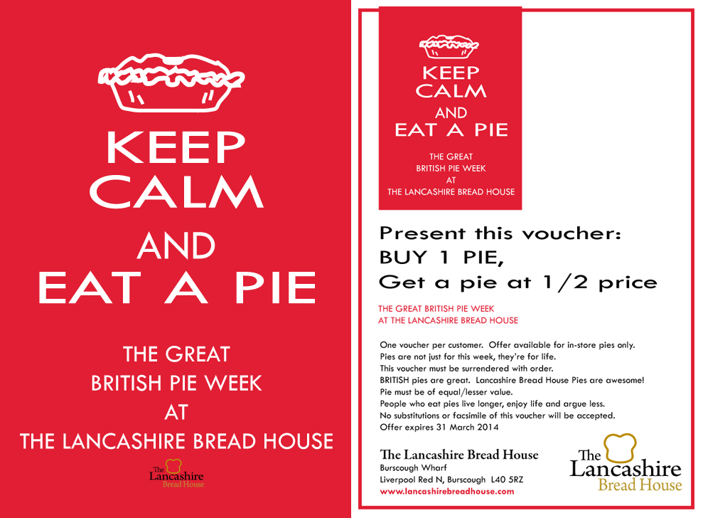 The Great British Pie Week