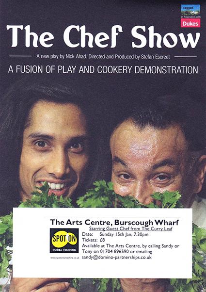 The Chef Show at Burscough Wharf