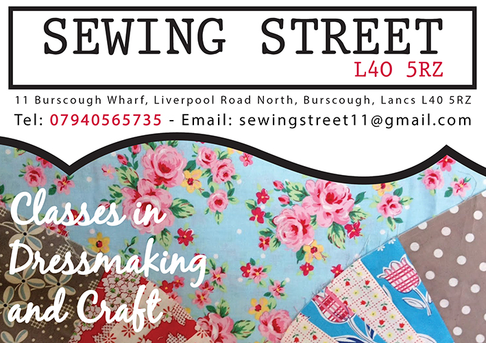 sewing street - photo 2