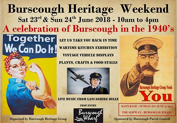 Burscough Heritage Weekend